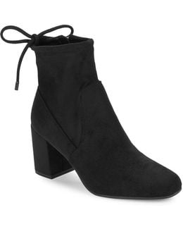 Pisces Suede Ankle Boots