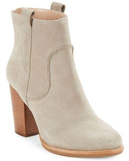 Avabba Suede Ankle Boots