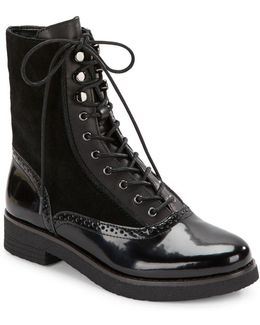 Vanja Lace-up Boots