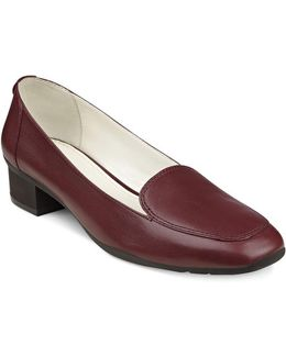 Daneen Leather Loafers