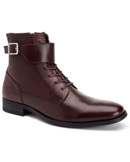 Stokely Calf Leather Boots