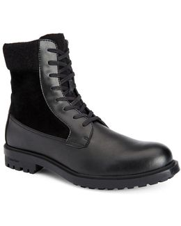 Men's Gable Leather Casual Boots