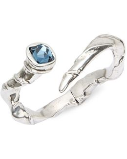 Twisted Hinge Bracelet