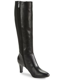 Winola Leather Knee-high Boots