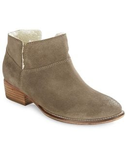 Snare Sherpa Lined Ankle Booties