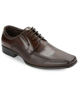 Public P-review Bicycle Toe Oxfords