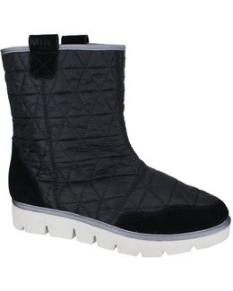 Terance Athleisure Quilted Booties