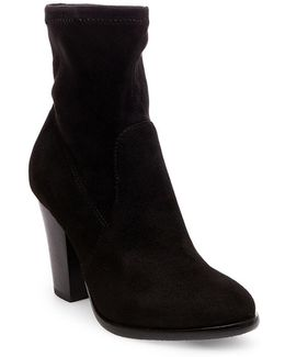 Nell Heeled Sock Pull-on Booties