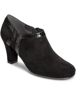 Day Strole Microsuede Shooties