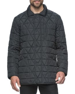Big & Tall Quilted Field Jacket