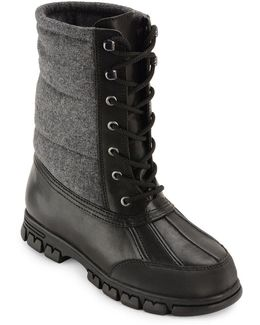 Quinlyn Lace-up Cold-weather Boots