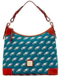 Philadelphia Eagles Printed Hobo