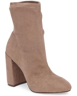 Lilianna Leather Ankle Boots