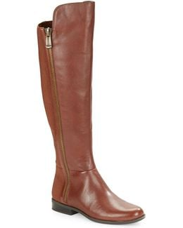 Camme Knee-high Leather Boots