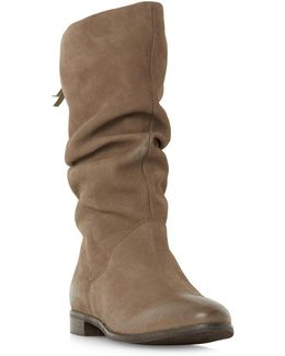 Rosalind Suede Mid-calf Boots