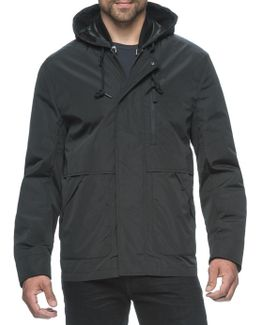 Graham Solid Long Sleeve Jacket