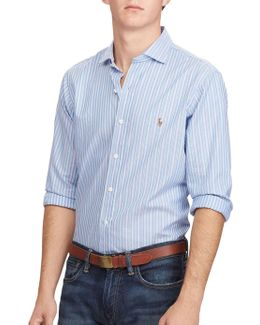 Multi-striped Oxford Estate Shirt