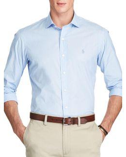 Tk Poplin Estate Shirt