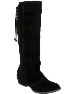 Arctic Solstice Suede Tall Shaft Boots