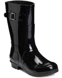 Rain Date Mid-calf Rubber Boots