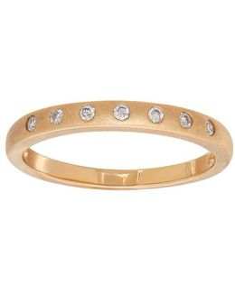 Andin 14k Gold Diamond Pave Ring