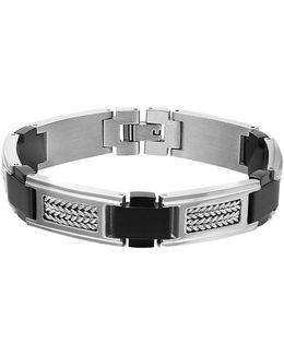Twisted Wire Link Bracelet