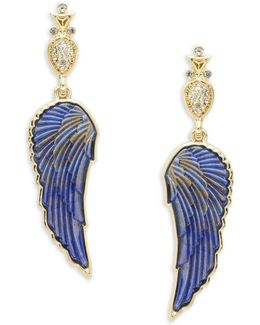 Avium Wing Drop Earrings