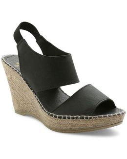 Reese Espadrilles Wedge Sandals