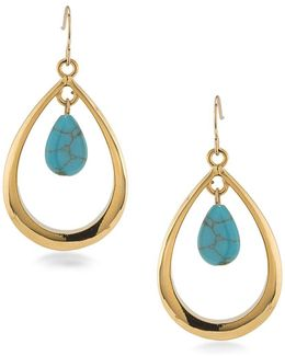 Paradise Found Teardrop Earrings