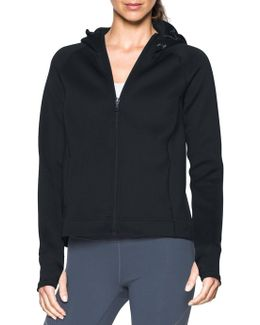Solid Relaxed-fit Hoodie