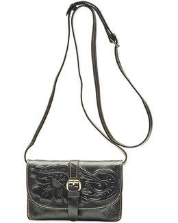 Torri Leather Crossbody Bag