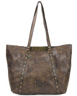 Benvenuto Leather Tote