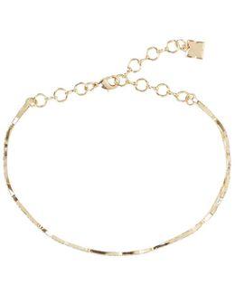 Infinity Loop Bracelet