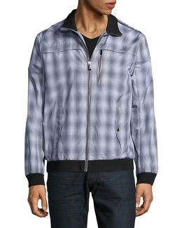 Checked Barracuda Jacket
