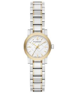 City Two-tone Stainless Steel Bracelet Watch/26mm