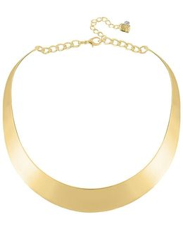 Half-moon Collar Necklace