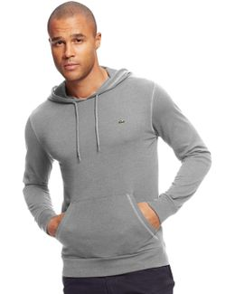 Cotton Hooded Tee