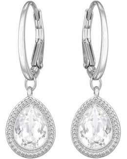 Aneesa Crystal Drop Earrings