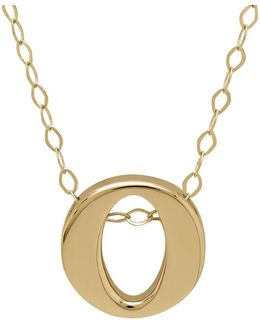 14k Gold Pendant Necklace