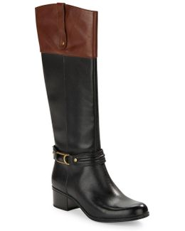 Coloradee Leather Boots