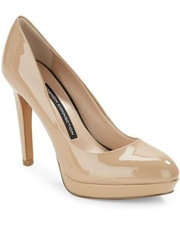 Robbie Patent Leather Pumps