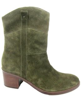 Fonzie Suede Ankle Boots