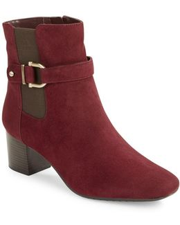 Lorillard Suede Ankle Boots