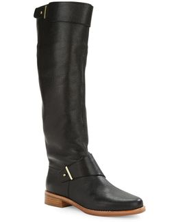 Cherie Leather Boots