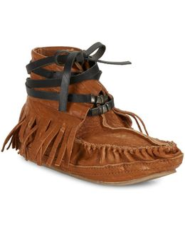 Eastwood Leather Moccasins
