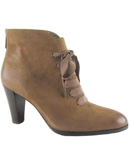 Tino Faux Leather Booties