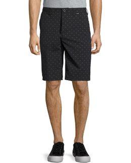 Printed Dri-fit Shorts