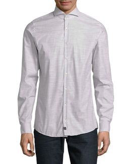Sian Slim-fit Cotton Shirt