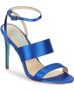 Jenna Strappy Evening Sandals