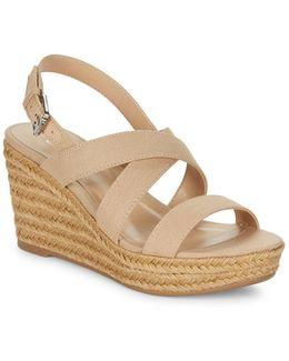Katerina Wedge Sandals